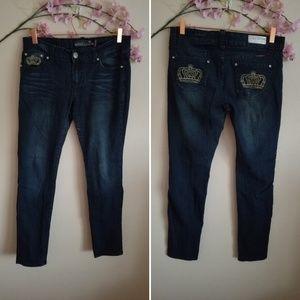 rich cow jeans